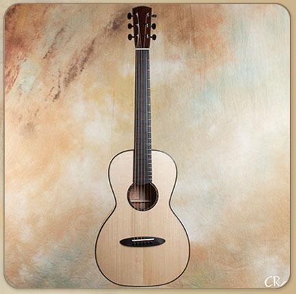 Baranik Retreux Parlor Guitar