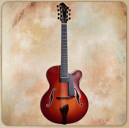Benedetto Custom 7 String Archtop