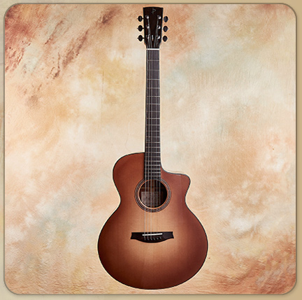 Mirko Borghino Bluesy Walnut Model