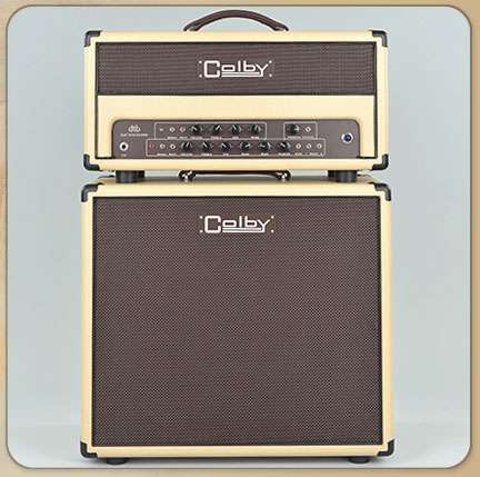 Colby dtb50 Head plus Cab