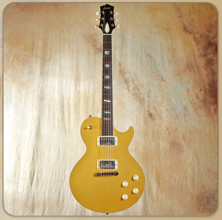 Collings City Limits Deluxe TV Yellow