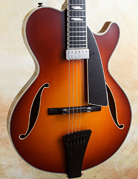 Collings CL Archtop