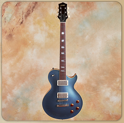 Collings City Limits Aged Pelham Blue
