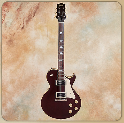 Collings City Limits Custom, Oxblood