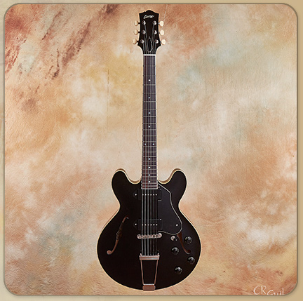 Collings I30LC Aged Jet Black