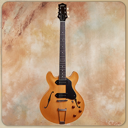 Collings I30LC Aged Blonde