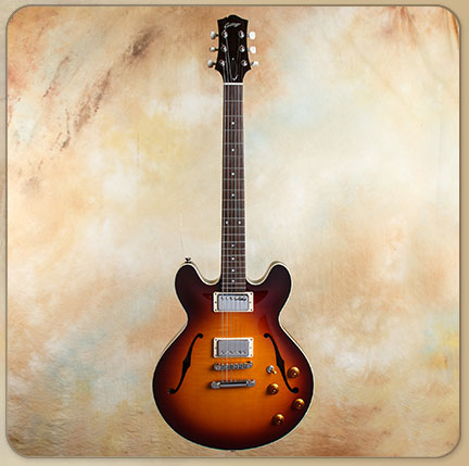 Collings I35 LC - Preowned w/ Throbaks