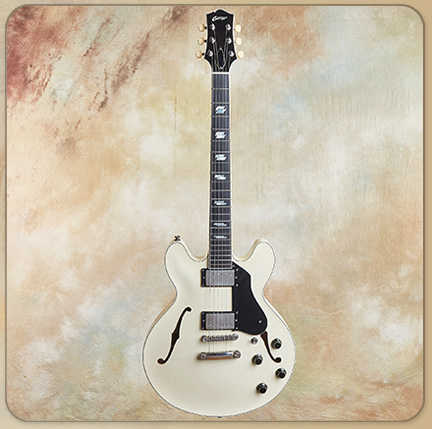Collings I35LC DLX 2020 Aged Olympic White
