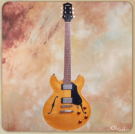 Collings Custom I-35 LC Blonde Aged