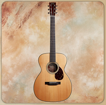 Collings OM2HA Baaa Preowned 2005