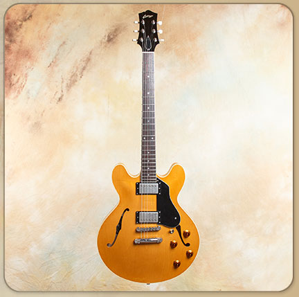 Collings i35 LC Custom Vintage Natural