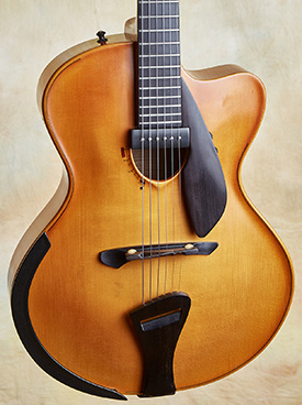 Comins Tulip Archtop