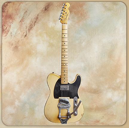 Fender Custom Shop Bob Bain Tele, 2017