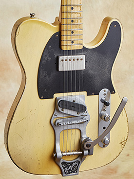 Fender Custom Shop Bob Bain Tele