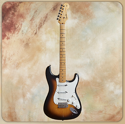 Fender Buddy Holly Stratocaster Tribute