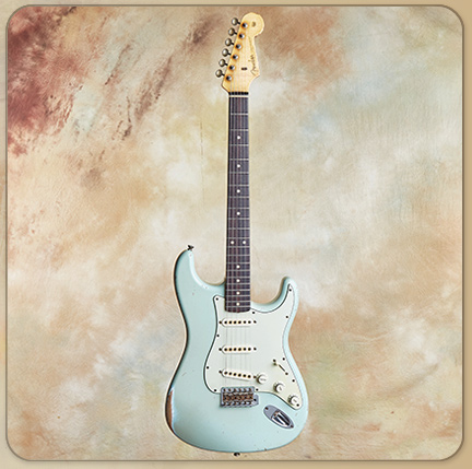 Fender Masterbuilt WW10 '59 Strat, 2013