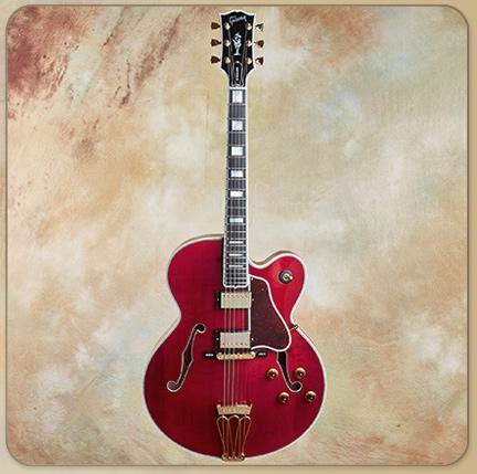 Gibson Byrdland Crimson Series 2013