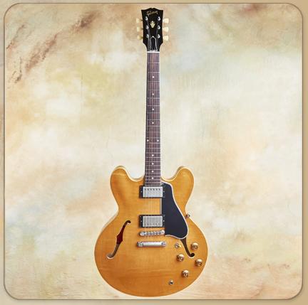 Gibson Rusty Anderson ES-335 Blonde, 2014