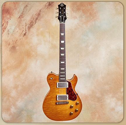 Johan Gustavsson Bluesmaster Custom '59 - 2014