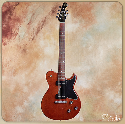 Gustavsson Bluesmaster Special, Preowned 2002