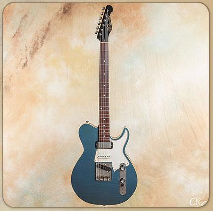 Gustavsson Fullerblaster Custom Pelham Blue