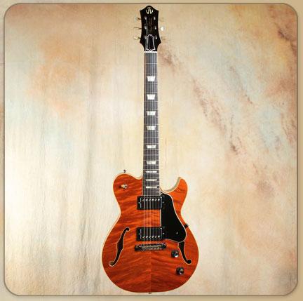 Gustavsson Bluesmaster-S Cherry