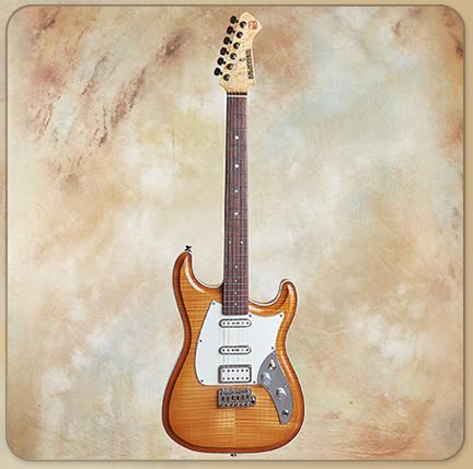 Joe Parker Custom Guitars Double Cut