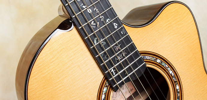 Manzer Metheny Signature comes to CR