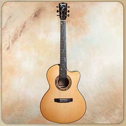 Manzer Metheny Signature 6 LTD