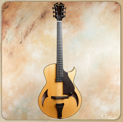 """Stephen Marchione 15"""" Custom Archtop"""