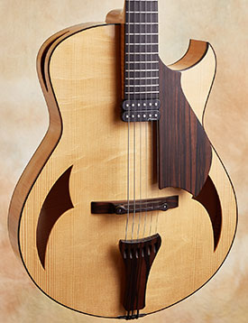 Stephen Marchione Custom 15 Archtop