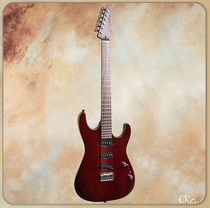 Marchione VT Spruce/Rosewood Preowned