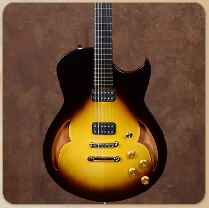 Marchione Semi Hollow Electric
