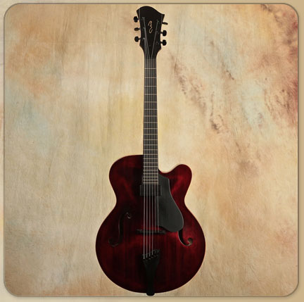 Moffa Maestro Archtop (store owned)