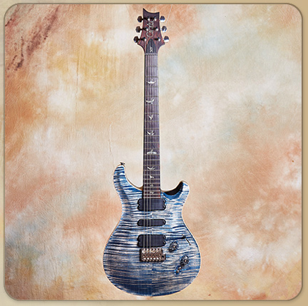 PRS 509 Artist Package Faded Whale Blue
