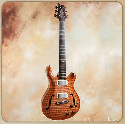 PRS Private Stock Archtop II with Piezo, 2015