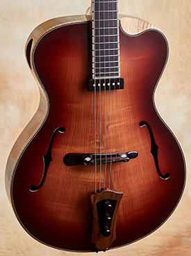 Rancourt CR Guitars Signature Acoustic Archtop