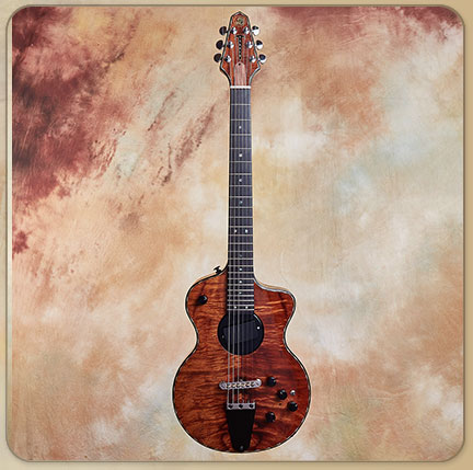 Rick Turner Model One Koa Top