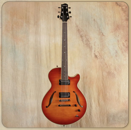 Sadowsky Semi Hollow