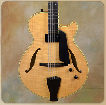 Sadowsky SS-15 Archtop Vintage Amber