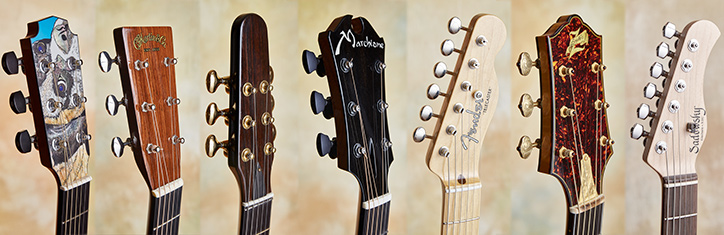 CR Guitars Guitar Safari