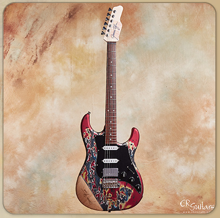 James Tyler Burning Water 25th Anniv Ltd Ed #8