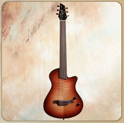 Veillette CRG Electric Nylon-String