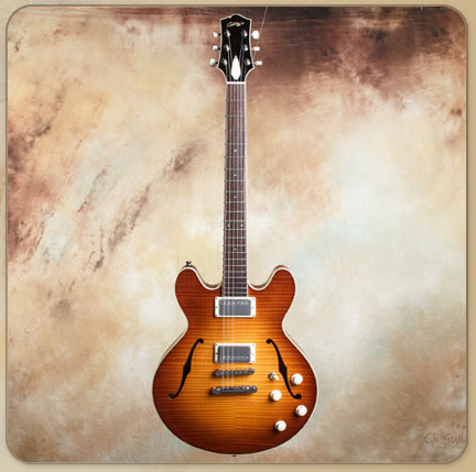 Collings I35 Deluxe Iced Tea