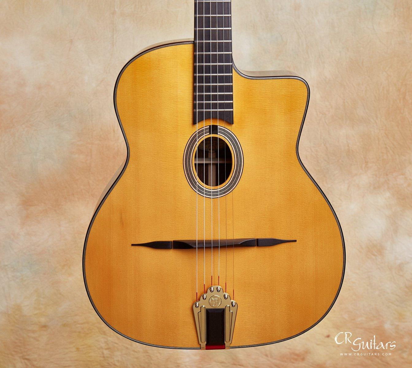 Shelley Park Modèle Encore - CR Guitars