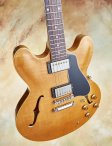 Gibson rusty es335 blonde16