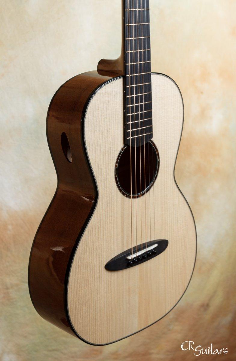Baranik Retreux Parlor Guitar Cr Guitars