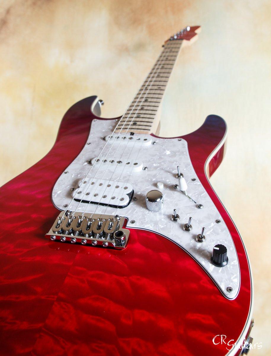 james tyler studio elite cr guitars