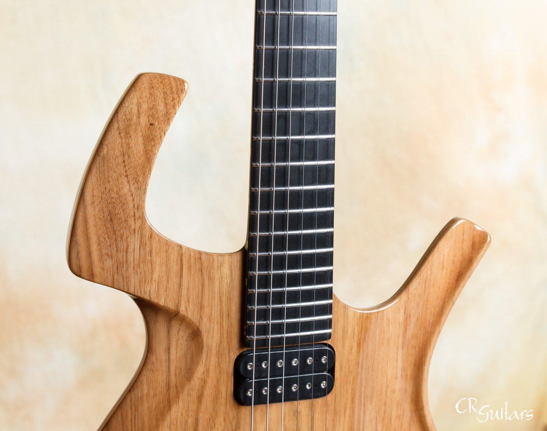 parker fly limited edition cr guitars. Black Bedroom Furniture Sets. Home Design Ideas