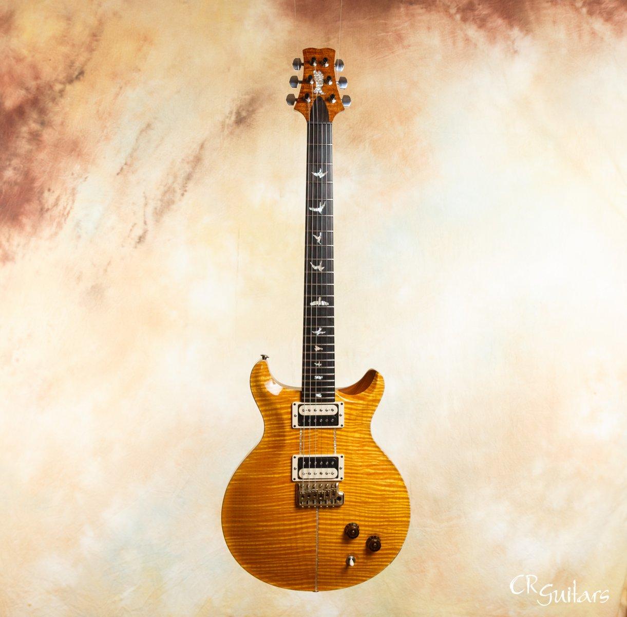 santana retro prs private stock cr guitars. Black Bedroom Furniture Sets. Home Design Ideas